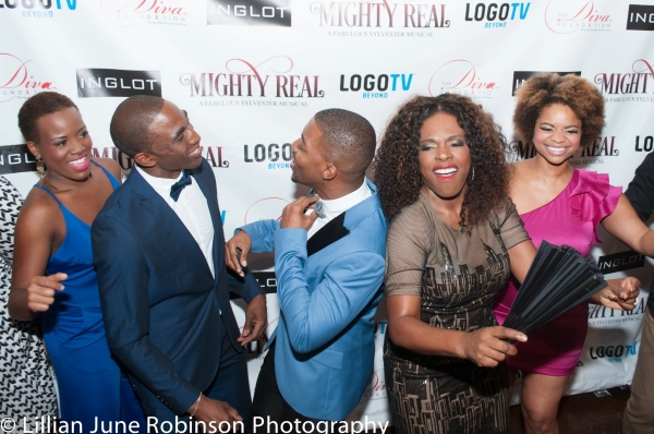 Anastacia McCleskey, Anthony Wayne, Kendrell Bowman, Sheryl Lee Ralph, DeAnne Stewart Photo