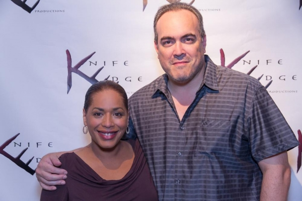 Liza Colon Zayas and David Zayas
