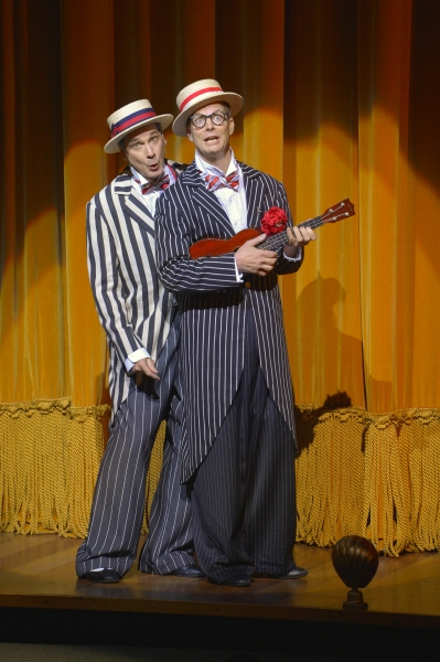David Shiner and Bill Irwin