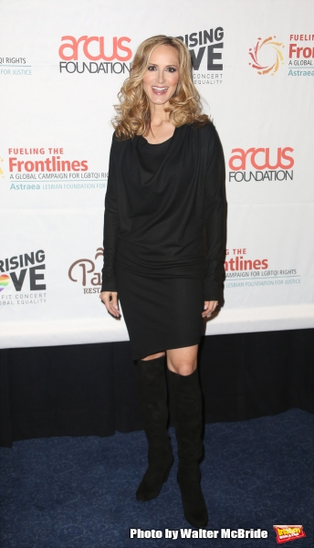 Photo Coverage: Backstage at UPRISING OF LOVE: A Benefit Concert For Global Equality