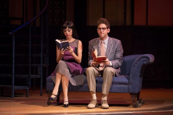 Dina DiCostanzo and Marisa and Nathan Gardner as Carlos  Photo
