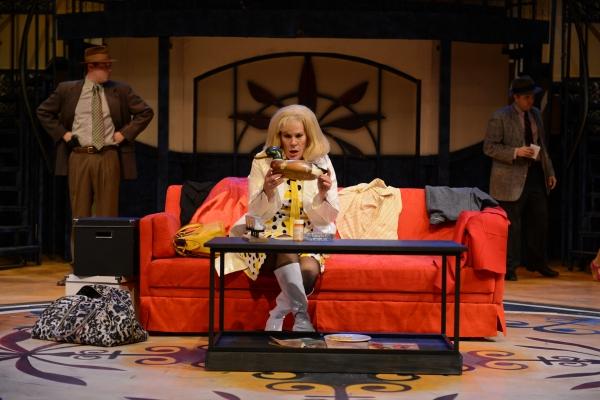 Hollis Resnik as Lucia