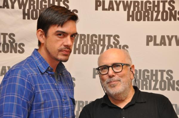 Bobby Moreno and Lee Wilkour Photo