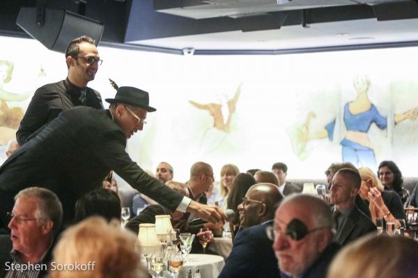 Jeff Goldblum & Al Roker