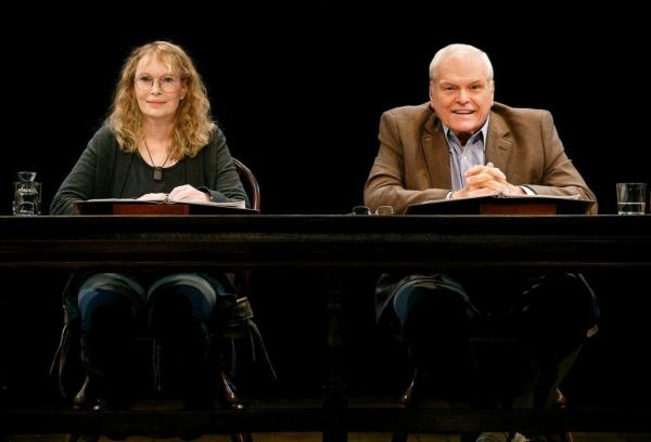 Mia Farrow, Brian Dennehy