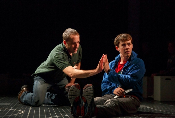 Alex Sharp and Ian Barford