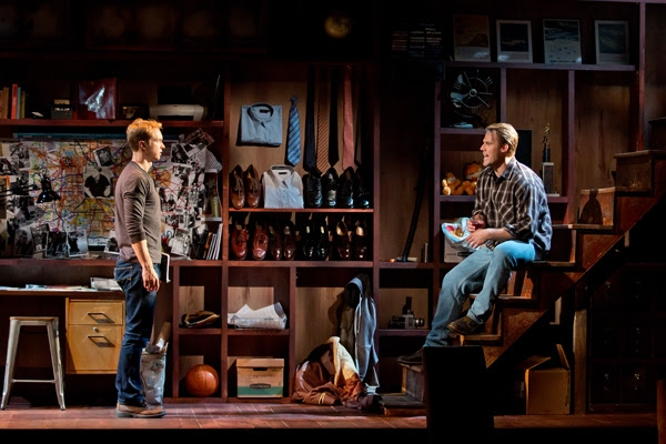 Photo Flash: First Look at Off-Broadway's STALKING THE BOGEYMAN