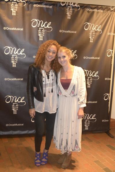 Chaley Rose and Dani de Waal
