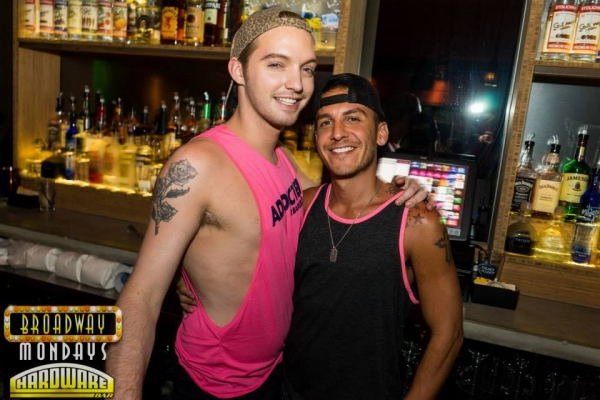 Photo Flash: BROADWAY MONDAYS Kicks Off at Hardware with Ben Fankhauser, Sutton Lee Seymour and More