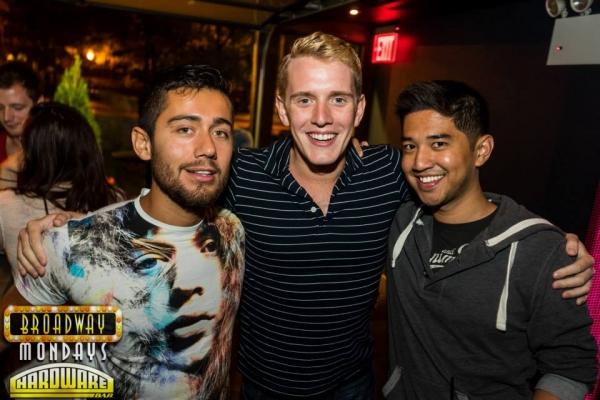 Diego Magallanes, Adam Davis and Justin Bagoyo