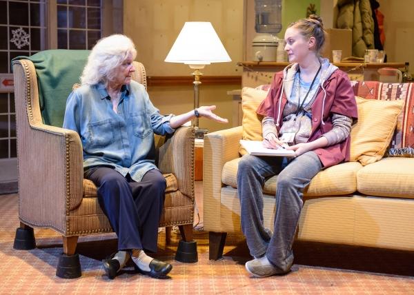MaryAnn Thebus and Amanda Drinkall