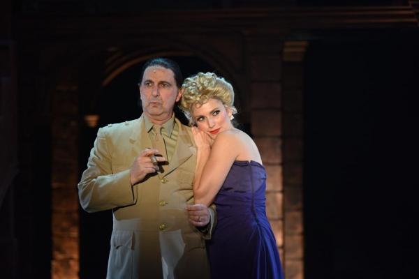 Bruce Winant and Janine Divita
