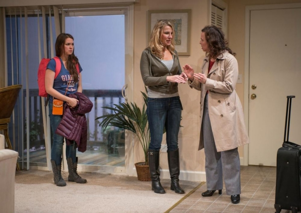 Karpel, Lusia Strus and Lori Myers