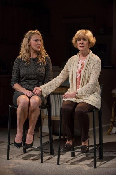 Lusia Strus and Linda Kimbrough
