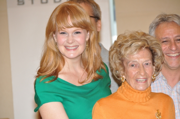 Photo Coverage: Paper Mill Playhouse's Broadway-Bound CAN-CAN Meets The Press