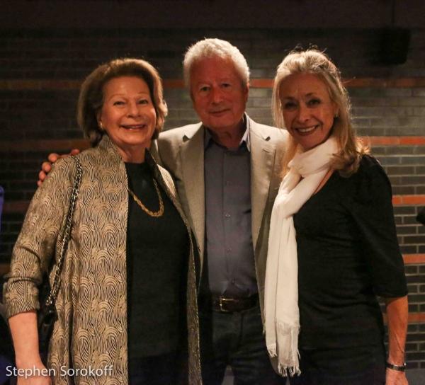 Sylvia Steiner, Stephen Sorokoff, Eda Sorokoff