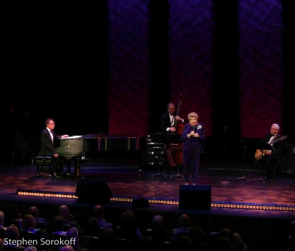 Tedd Firth, Tom Hubbard, Marilyn Maye,Rod Fleeman Photo