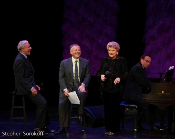 Scott Wittman, Marc Shaiman, Marilyn Maye, Tedd Firth
