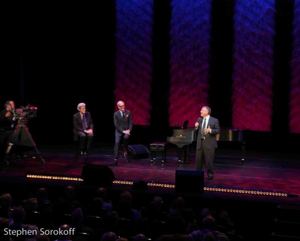 Ted Chapin, Scott Whittman, Marc Shaiman