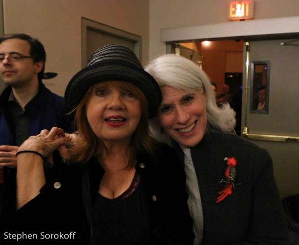Annie Golden & Jamie deRoy
