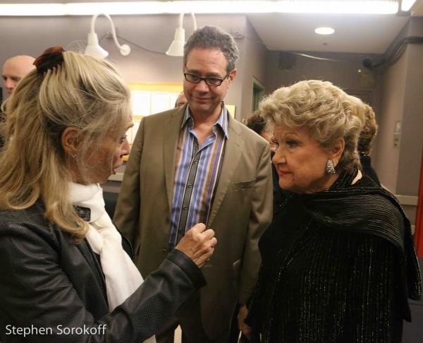 Eda Sorokoff, Mark Sendroff, Marilyn Maye