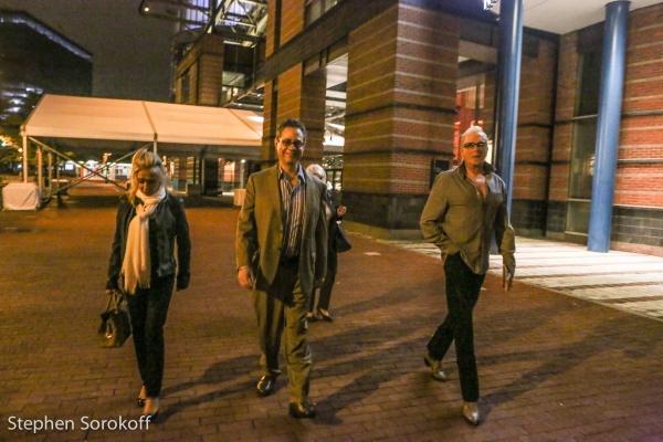 Eda Sorokoff, Mark Sendroff, Ron Abel