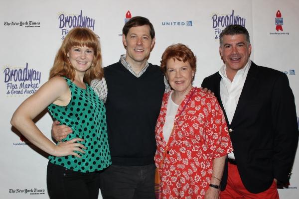 Kate Baldwin, John Bolton, Beth Fowler and John Bolton