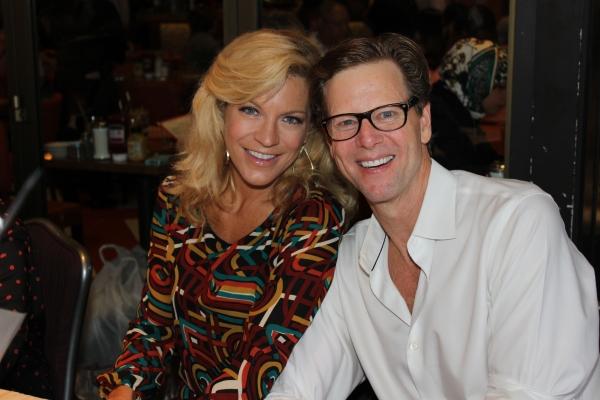 Felicia Finley and Alan Campbell