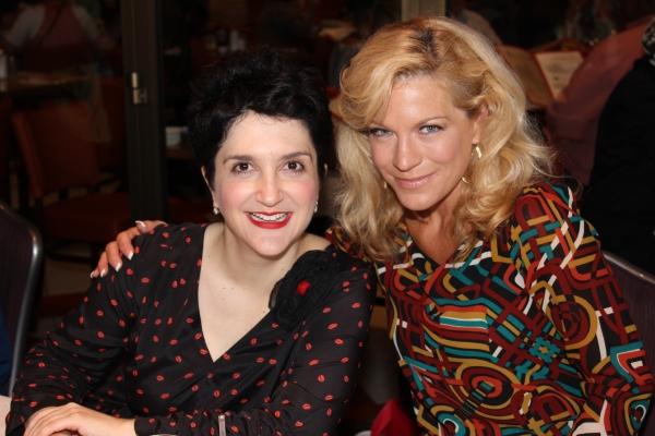 Lauren Cohn and Felicia Finley