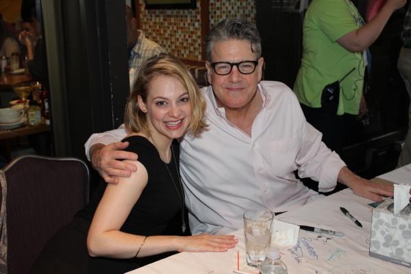 Jennie Barbaer and Jonathan Freeman