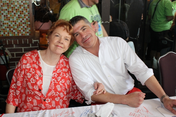 Beth Fowler and Bryan Batt