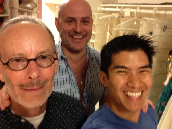 Jess Goldstein, Rory Powers, Chris Vo