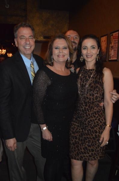 Bernie Furshpan, Randi Levine-Miller, and Joanne Furshpan