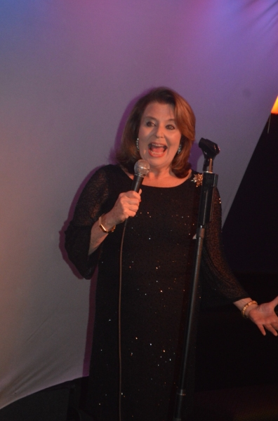 Photo Flash: Chuck Cooper, Bob Ari & More Join Randie Levine-Miller for BROADWAY SHOWSTOPPER DIVOS