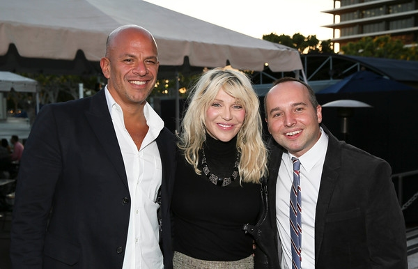 Mark Subias, Courtney Love, Jordan Harrison
