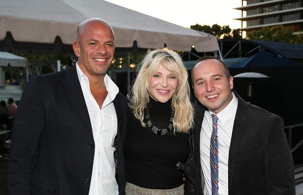 Mark Subias, Courtney Love, Jordan Harrison