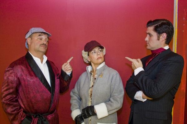 Ray Palen, Linda Randolph and Kevin Kelly