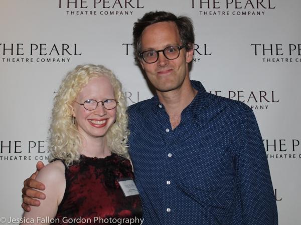 Kate Farrington and Davis McCallum