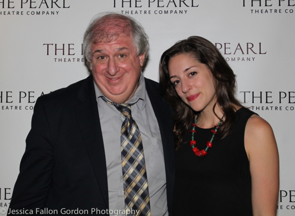 Barry Katz and Jessi Blue Gormezano Photo