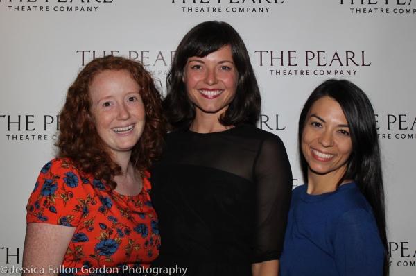Victoria Haynes, Jessica Lane Weiss and Beth Ann Hopkins