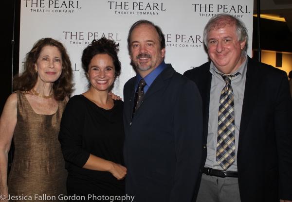 Dulcina Eisen, Rachel Botchan, Chris Mixon and Barry Katz Photo