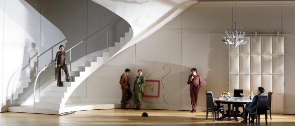 Photo Flash: Julian Wachner Makes San Francisco Opera Debut in PARTENOPE, 10/15