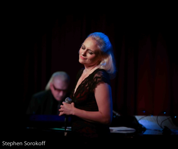 Photo Coverage: A VERY SPECIAL JAMIE DEROY & FRIENDS Plays Broadway at Birdland