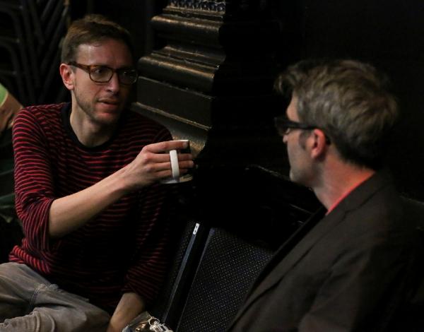 Michael Friedman and Daniel Aukin