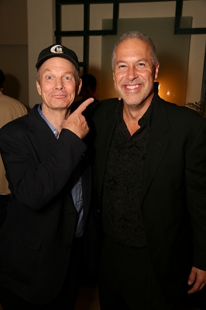 Bill Irwin, Richard Seigel