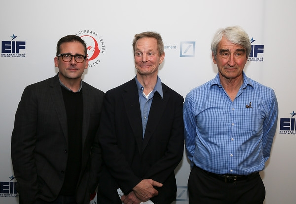 Steve Carell, Bill Irwin, Sam Waterson