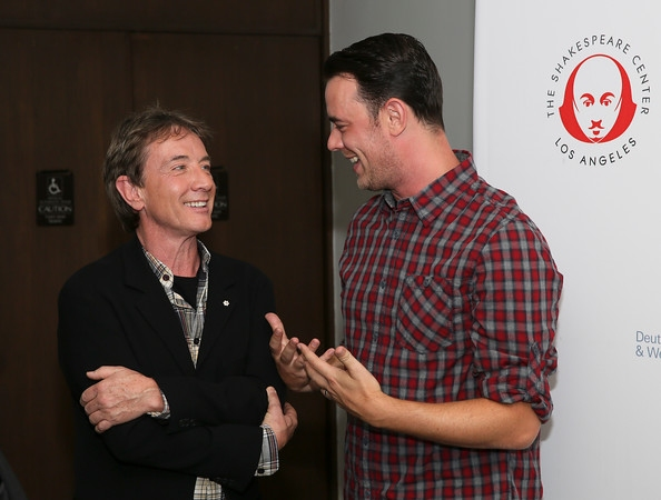 Martin Short, Colin Hanks