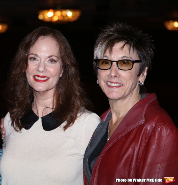 Lesley Ann Warren and Producer Robyn Goodman