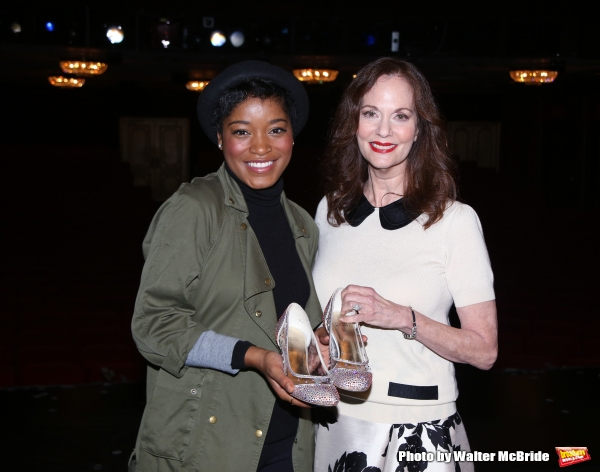 Keke Palmer and Lesley Ann Warren