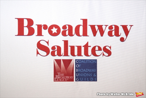 The Sixth Annual Broadway Salutes